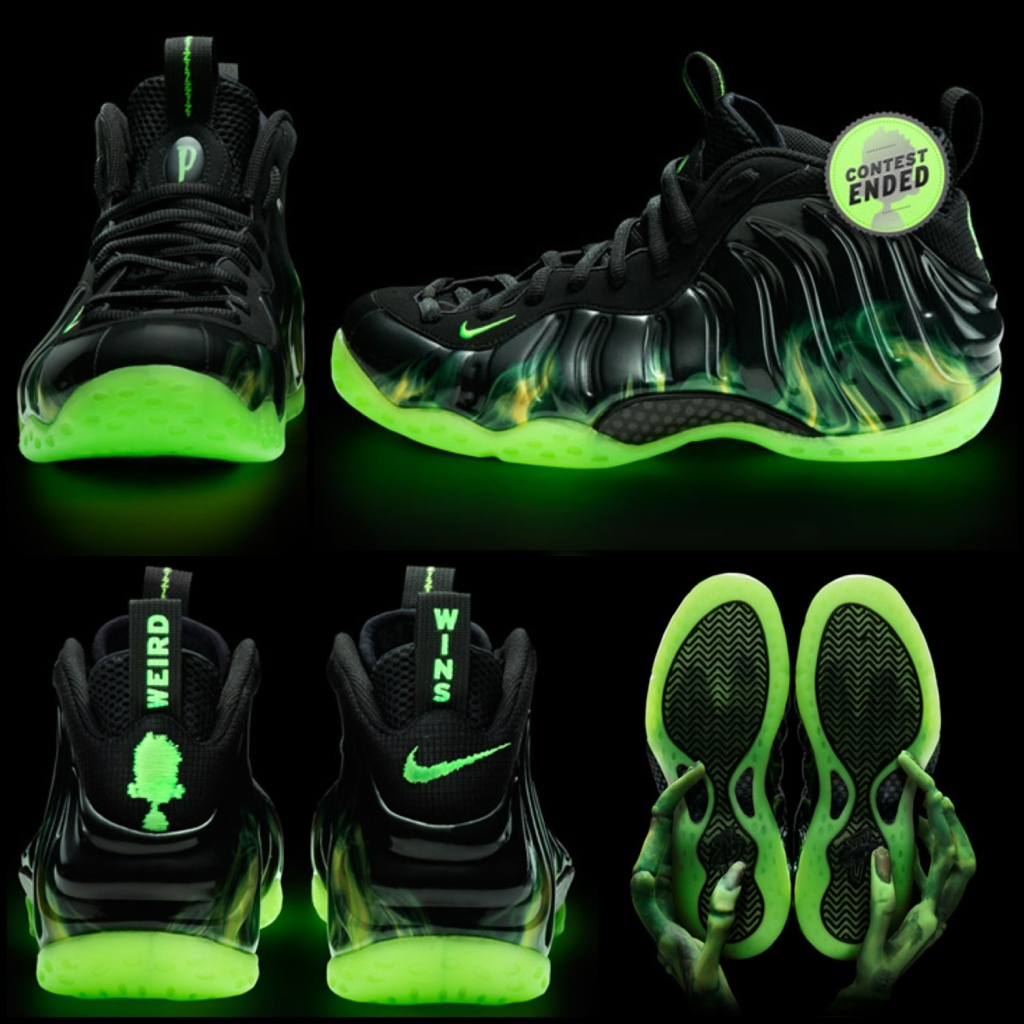 """0d807929379 Sneaker News  Nike- limited """"ParaNorman"""" Foamposites contest ending ..."""