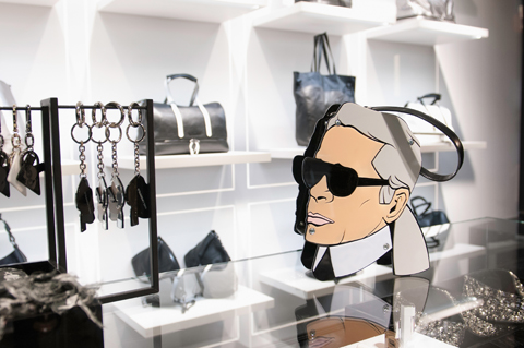 Karl Lagerfeld's Concept Store Opening - PFW F/W 2013